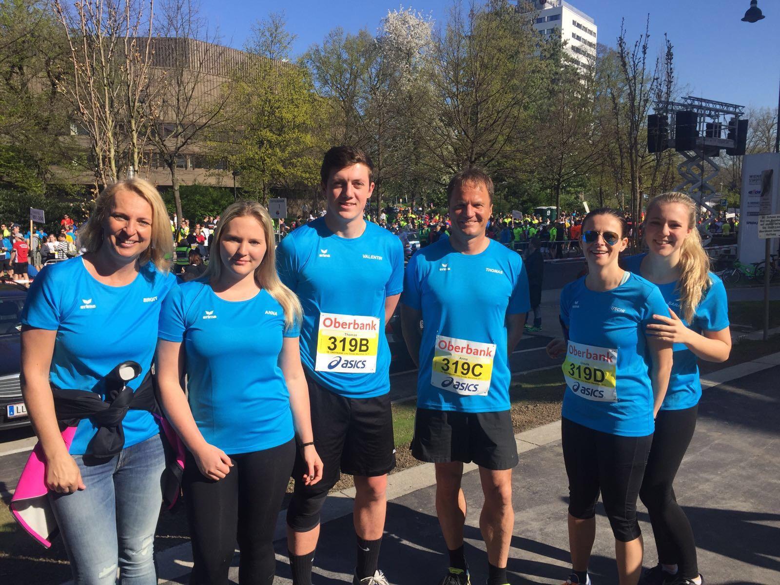 IPoR läuft – Linz Marathon 2017